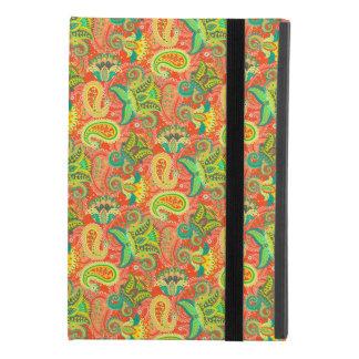 Funda Para iPad Mini 4 Modelo inconsútil colorido lindo de Paisley