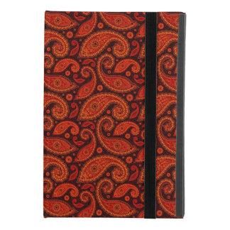 Funda Para iPad Mini 4 Modelos lindos de Paisley del remolino del bown