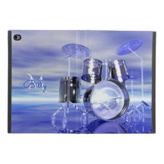 Funda Para iPad Mini 4 Tambores en el monograma de la playa