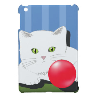 Funda Para iPad Mini 63White Cat_rasterized