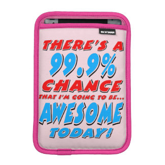 Funda Para iPad Mini 99,9% El IR A SER IMPRESIONANTE (negro)