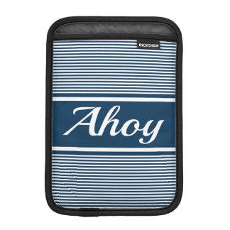 Funda Para iPad Mini Ahoy