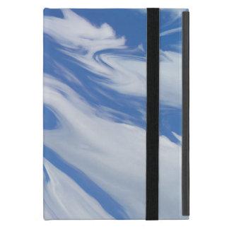 Funda Para iPad Mini Al borde de un sueño. Nubes del cielo azul