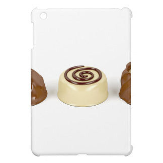 Funda Para iPad Mini Almendras garapiñadas del chocolate