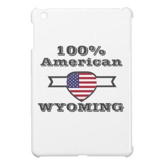 Funda Para iPad Mini Americano del 100%, Wyoming