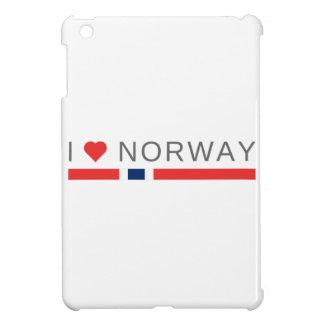Funda Para iPad Mini Amo Noruega