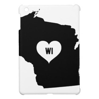 Funda Para iPad Mini Amor de Wisconsin