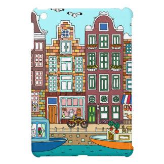 Funda Para iPad Mini Amsterdam