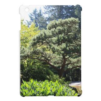 Funda Para iPad Mini Árbol del jardín botánico