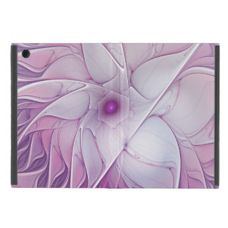 Funda Para iPad Mini Arte abstracto moderno del fractal de la flor