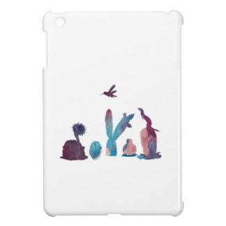 Funda Para iPad Mini Arte de los cactus