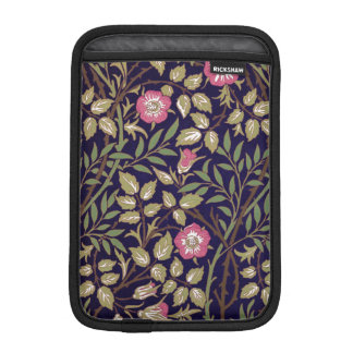Funda Para iPad Mini Arte floral Nouveau del Briar dulce de William