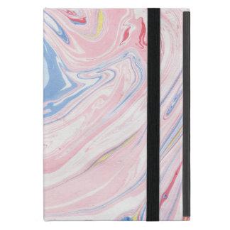 Funda Para iPad Mini Arte moderno elegante en colores pastel del mármol