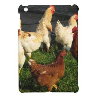 Funda Para iPad Mini Aves de corral