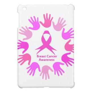 Funda Para iPad Mini Ayuda de la conciencia del cáncer de pecho