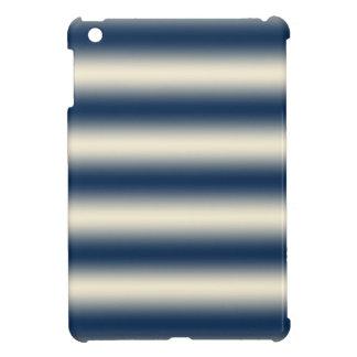Funda Para iPad Mini Azules marinos a la pendiente amarilla arenosa