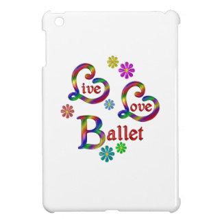 Funda Para iPad Mini Ballet vivo del amor