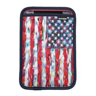 Funda Para iPad Mini Bandera americana