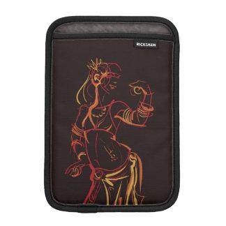 Funda Para iPad Mini Bellydancer tribal de la fusión del dibujo de