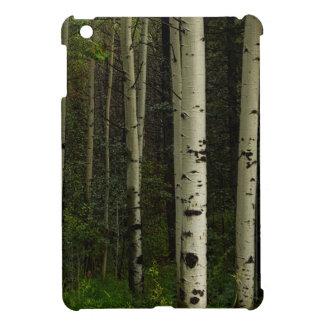 Funda Para iPad Mini Bosque blanco