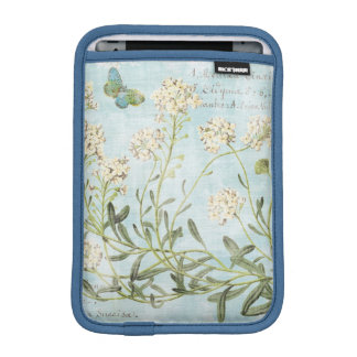 Funda Para iPad Mini Botánico azul