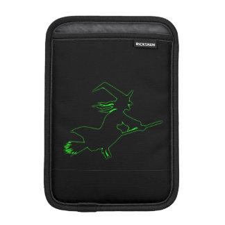 Funda Para iPad Mini Bruja verde