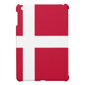 Funda Para iPad Mini Buena impresión de la bandera de Dinamarca del