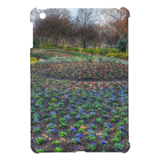Funda Para iPad Mini Cama de flor del arboreto de Dallas y de los
