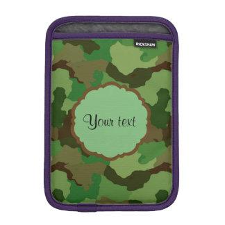 Funda Para iPad Mini Camuflaje