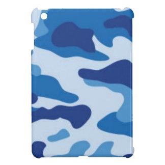 Funda Para iPad Mini Camuflaje azul