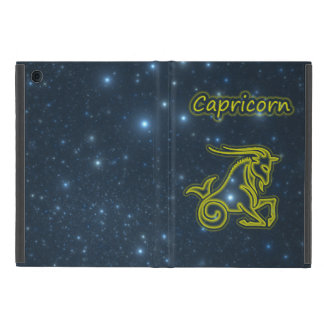 Funda Para iPad Mini Capricornio brillante