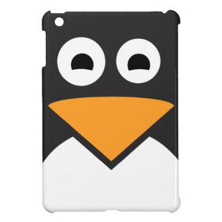 Funda Para iPad Mini Cara del pingüino