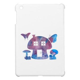 Funda Para iPad Mini Casa de la seta
