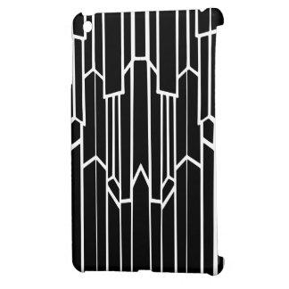 Funda Para iPad Mini Cascada blanco y negro de Geo