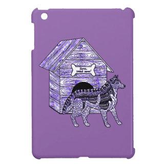 Funda Para iPad Mini Caseta de perro