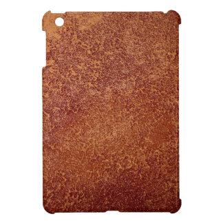 Funda Para iPad Mini Caso de cobre rústico del iPad
