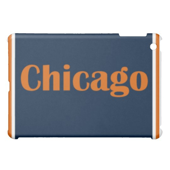 Funda Para iPad Mini Caso del iPad de Chicago