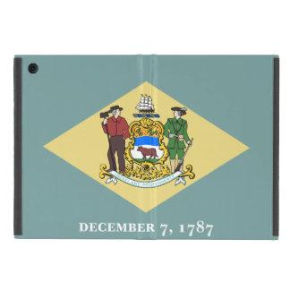 Funda Para iPad Mini Caso del iPad de la bandera del estado de Delaware