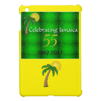 Funda Para iPad Mini Caso del iPad de la independencia de Jamaica mini