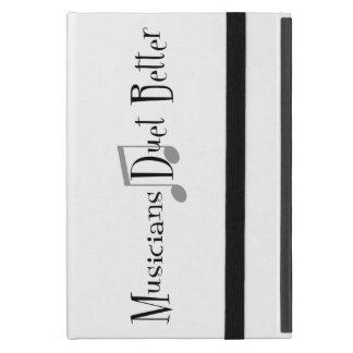 Funda Para iPad Mini Caso del iPad del dúo (notas)