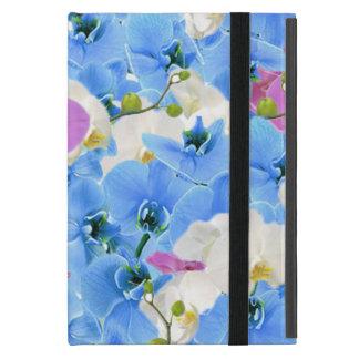 Funda Para iPad Mini Caso del iPad del estampado de flores de los