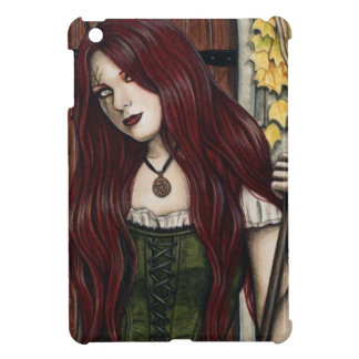 Funda Para iPad Mini Caso gótico del iPad del arte de la fantasía de la