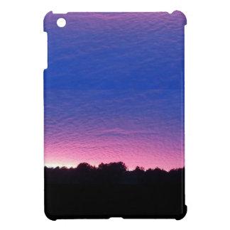 Funda Para iPad Mini Caso hermoso de la puesta del sol
