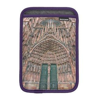 Funda Para iPad Mini Cathedrale Notre-Dame, Estrasburgo, Francia