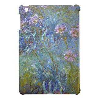 Funda Para iPad Mini Claude Monet - pintura clásica de las flores del