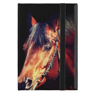Funda Para iPad Mini colección del caballo. Trakehner