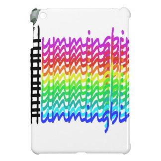 Funda Para iPad Mini Colibrí colorido