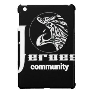 Funda Para iPad Mini Comunidad de los héroes
