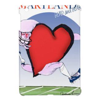 Funda Para iPad Mini corazón principal de Maryland, fernandes tony