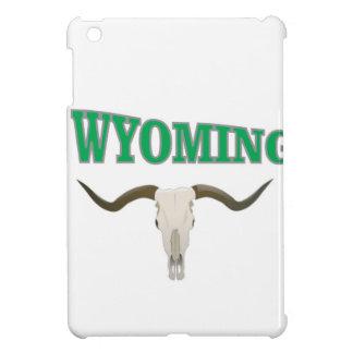 Funda Para iPad Mini Cráneo de Wyoming